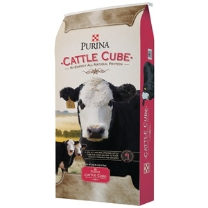 Purina® Hi-Energy Cattle Cube