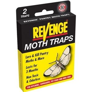 Revenge Moth Trap