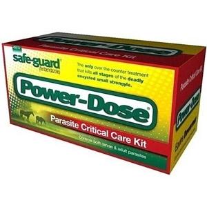 Safe-Guard Power-Dose Equine Dewormer
