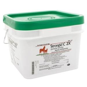 Strongid® C 2X Daily Horse Dewormer