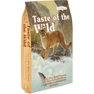 Taste of the Wild Canyon River Feline® Formula