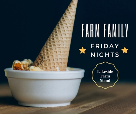 Farm Family Friday Nights