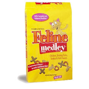 Purina Feline Medley Cat Food