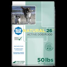 Blue Seal Natural 26 Active Dog Food