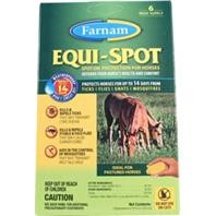 Farnam Equi Spot Spot - On Fly control for horses