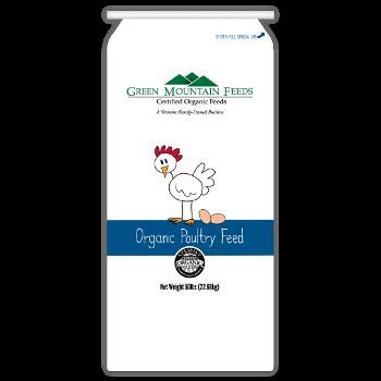 Green Mountain Organic Soy-Free Layer Pellet