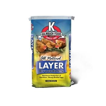 Kalmbach All Natural 16% Layer Crumble 50 Lb.