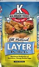 Kalmbach All Natural 16% Layer Pellets 50 Lb.