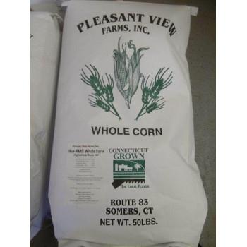 Pleasant View Non GMO CT Grown Whole Corn 50 lb