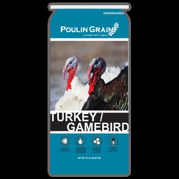 Poulin Grain Turkey/Gamebird Starter Crumbles