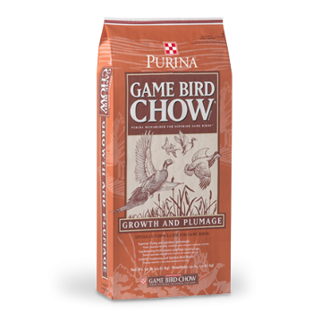 Purina® Game Bird Maintenance Chow