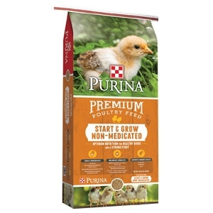 Purina Start and Grow Non-Medicated