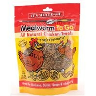 Hentastic Mealworm To Go Chicken Treats