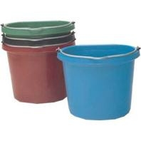 Flat Back Bucket - 5 gallons