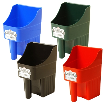 Little Giant Enclosed Feed Scoops