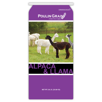 Poulin Grain Alpaca & Llama Milk & Cria Feed