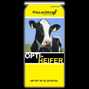 Poulin Grain Opti-Heif RP Feed