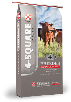 Purina 4-Square Breeder Cubes