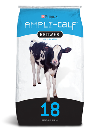 Purina AMPLI-CALF® Grower Textured
