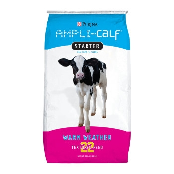 Purina AMPLI-CALF® Starter 22 Feed