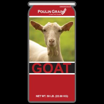 Poulin Grain Sweet Goat 18%