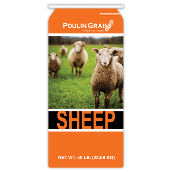 Poulin Grain Sheep Complete Pellet