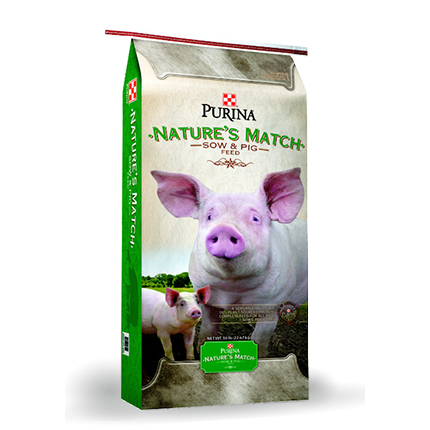 Nature's Match® Sow & Pig Complete