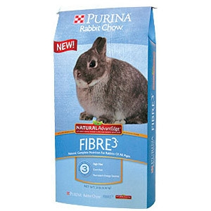 Purina® Rabbit Chow® Fibre3® Wholesome AdvantEdge™
