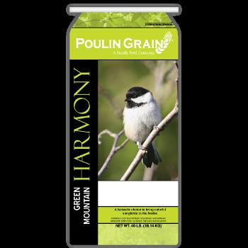 Poulin Grain Green Mountain Harmony