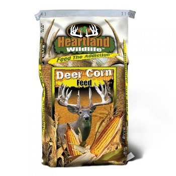 Apple Flavored Deer Corn Feed 40 Lb.