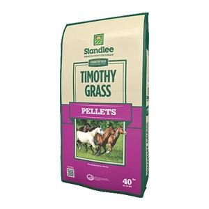 Certified Timothy Grass Pellets