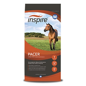 Blue Seal® Inspire Pacer™ Textured Horse Feed