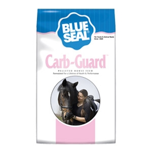 Blue Seal® Carb-Guard Pelleted Horse Feed