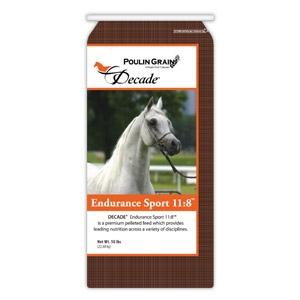 Poulin Grain® Decade® Endurance Sport for Horses