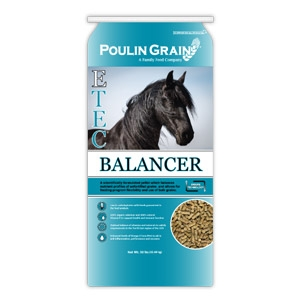 Poulin Grain® E-TEC® Balancer for Horses