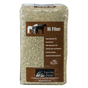 Lucerne® Hi-Fiber Horse Feed
