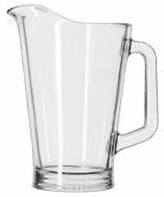 Pitcher Glass 2 Qt
