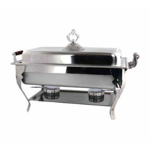 Chaffer 8 Qt Stainless Oneida Royal