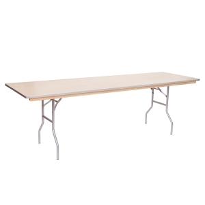 PRE 8' Wood Table