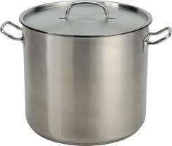 40 Qt Stock Pot