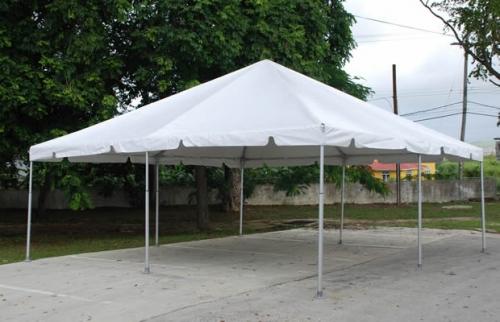 20 x 20 (DIY) Tent