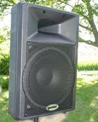 Wireless Mic with Speaker