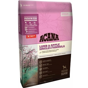 Acana Singles Lamb & Apple Dry Dog Food