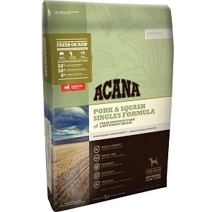 Acana Singles Pork & Squash Dry Dog Food