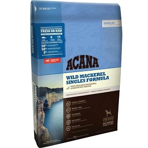 Acana Singles Wild Mackerel & Greens Dry Dog Food