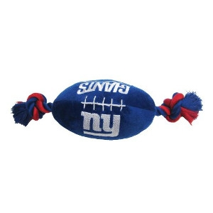 New York Giants Football Rope Toy