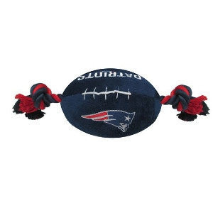 New England Patriots Football Rope Toy