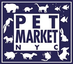 The Pet Market NYC Logo