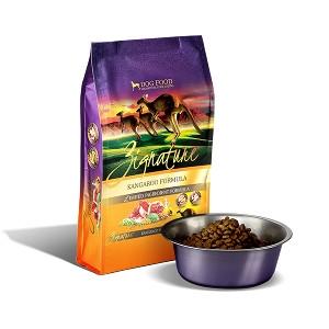Zignature Kangaroo Dry Formula