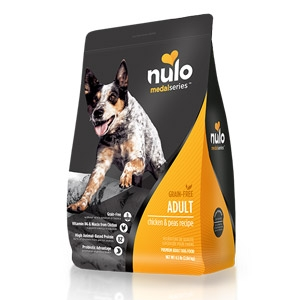 Nulo™ MedalSeries™ Chicken & Peas Dry Adult Dog Formula